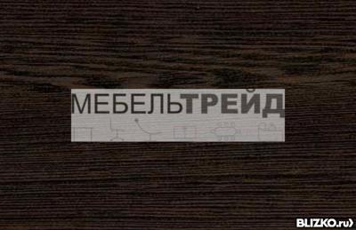 Столешница 4200х600х38 зебрано тёмный купить стол из искуственного камня Серпуховская