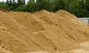 Строительный песок цена в рязани российско-сербская строительная компания стройком